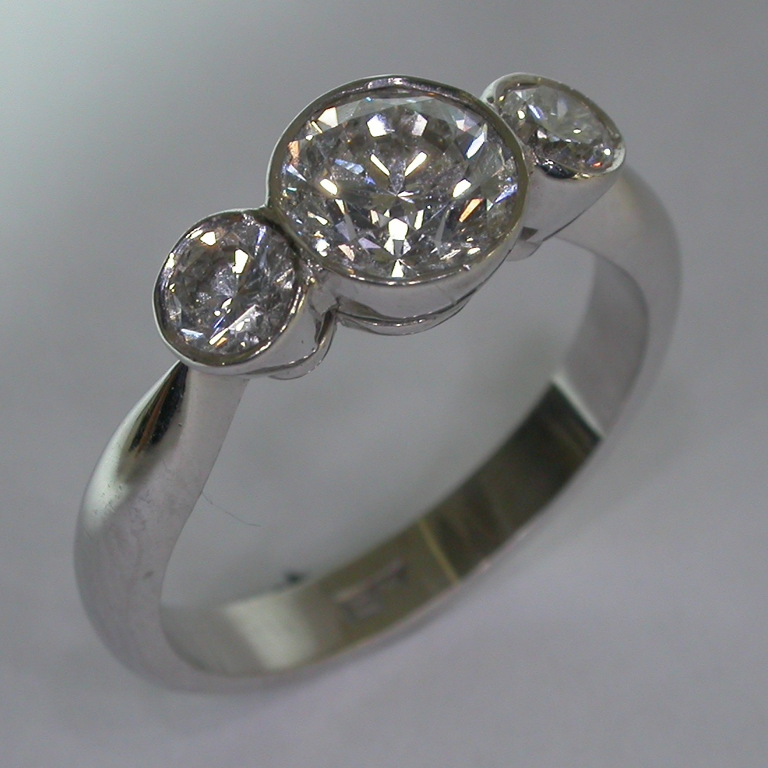 Diamond Engagement Ring - #6629