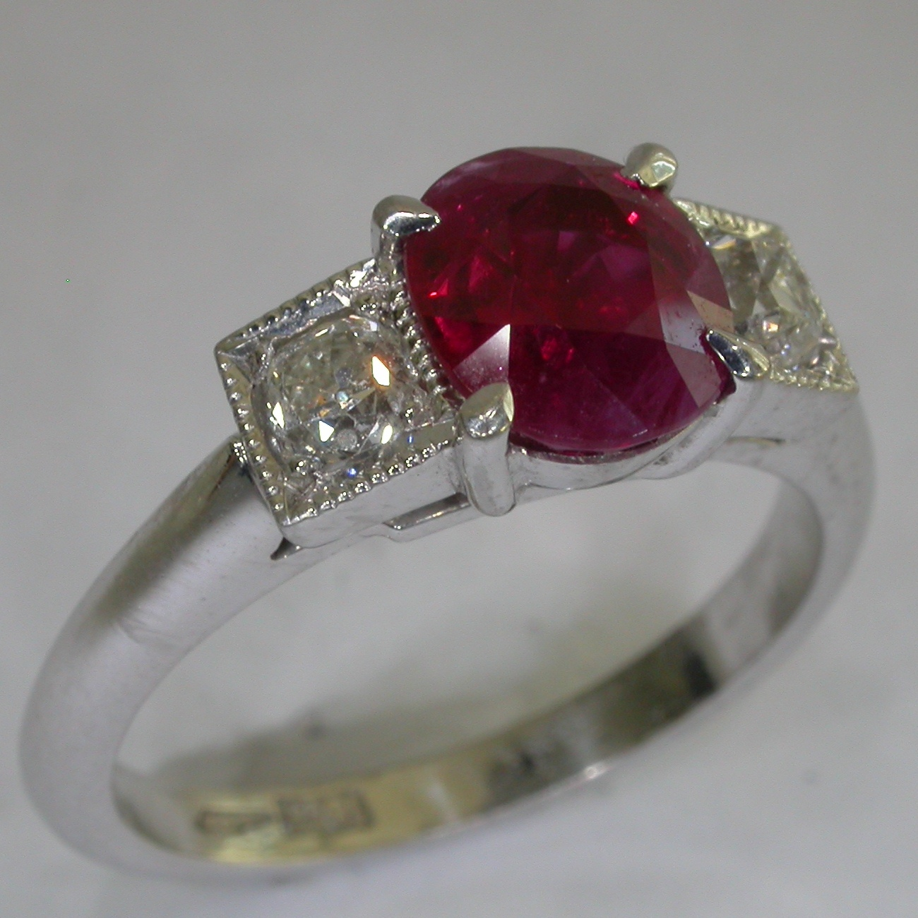 Colour Stone Rings - #6865
