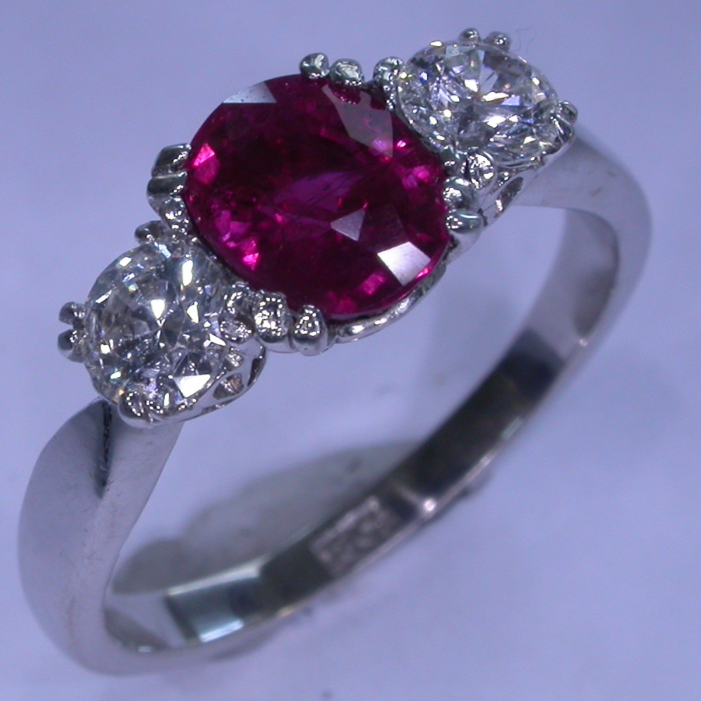 Colour Stone Rings - #7112