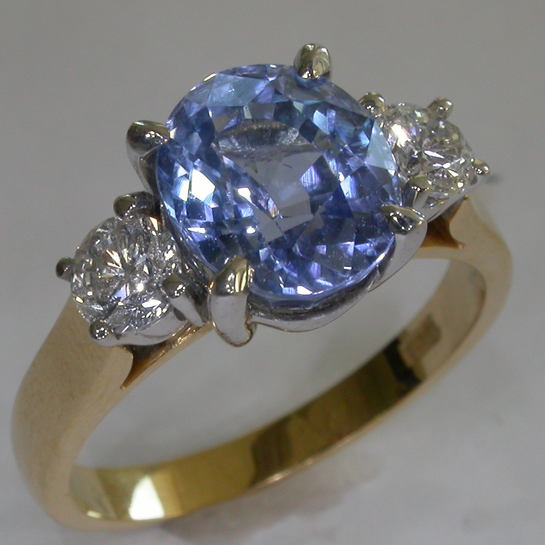 Colour Stone Rings in Melbourne - #6600