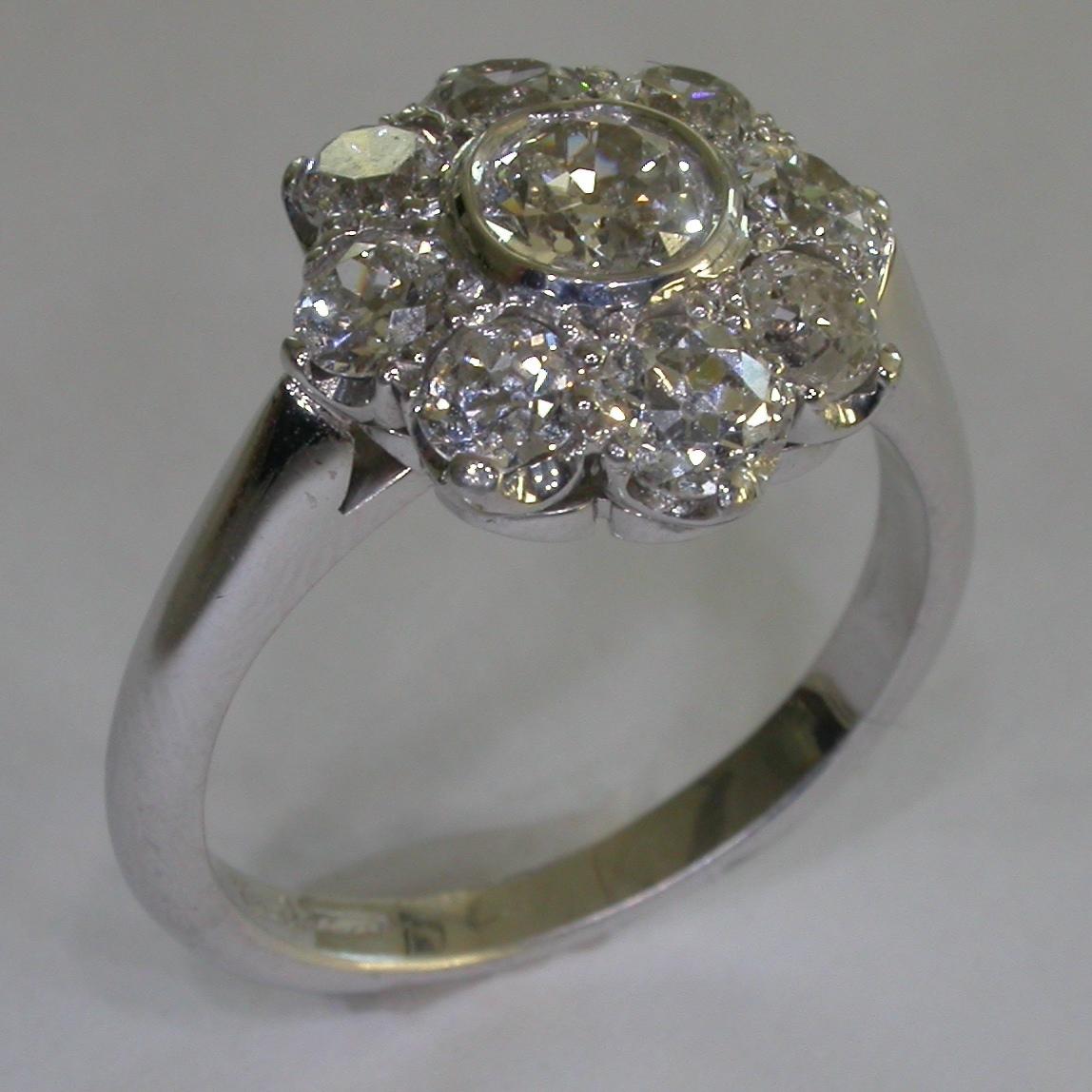 Vintage Engagement Ring - #7130