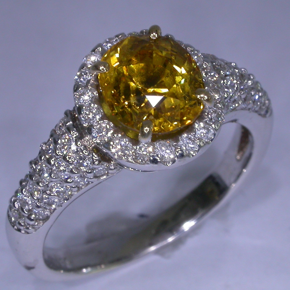 Melbourne Coloured Stone Rings - #7267