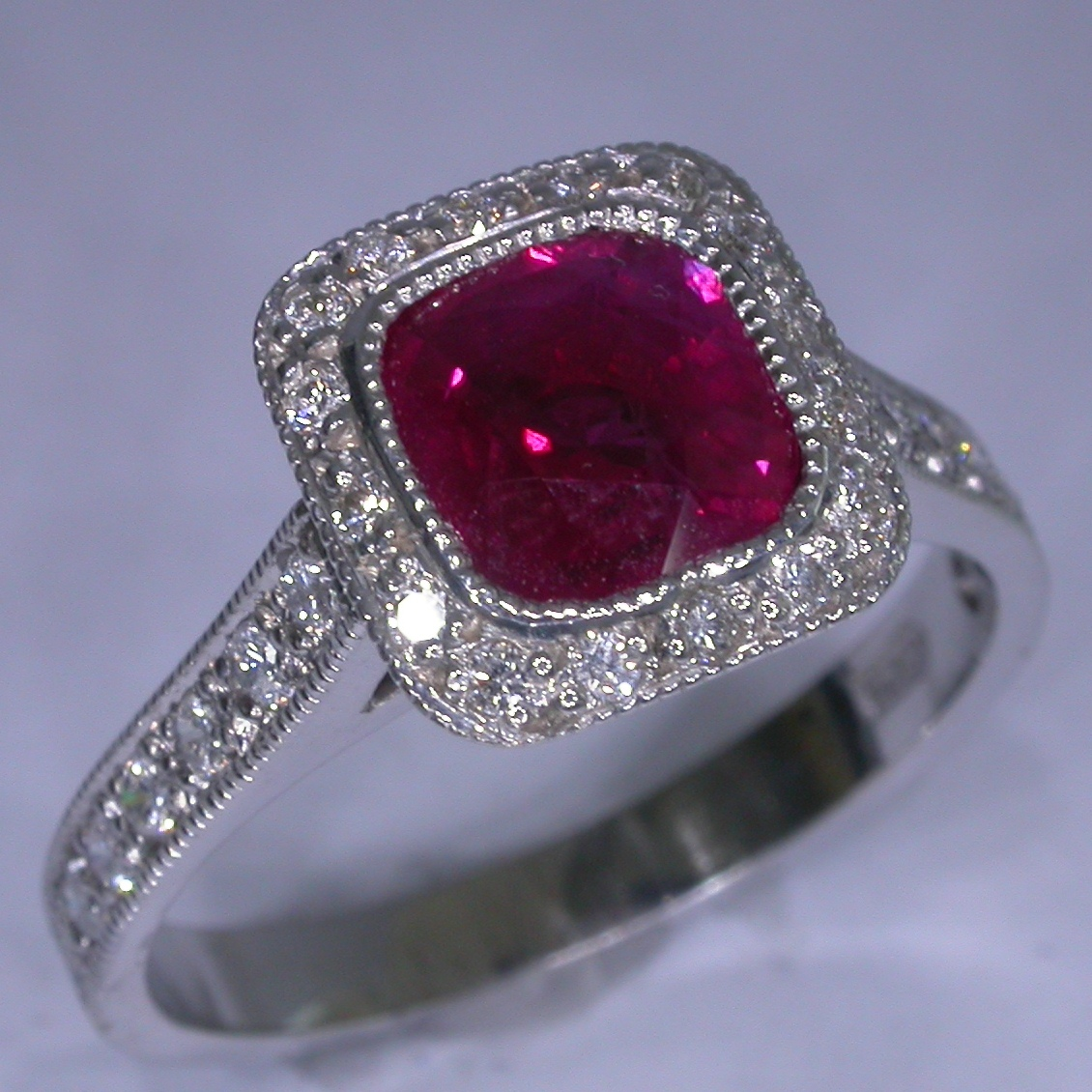 Colour Stone Rings in Melbourne - #7311