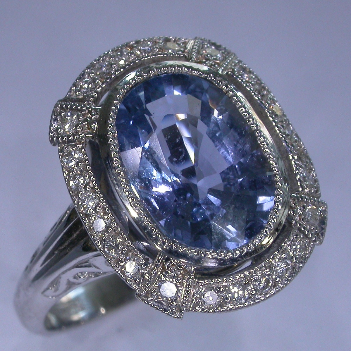 Melbourne Coloured Stone Rings - #7357