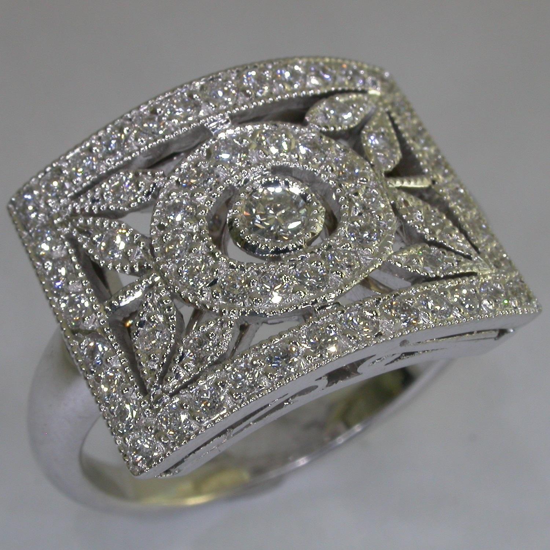 Vintage Engagement Ring in Melbourne - #8004